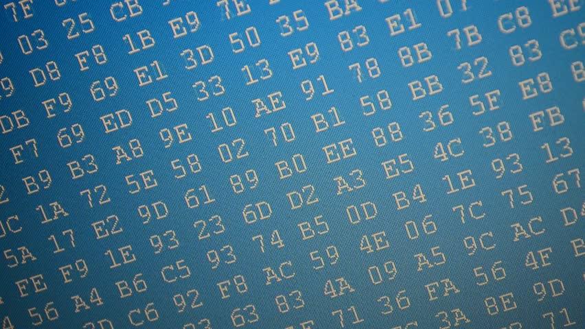 Identification of Digital Data